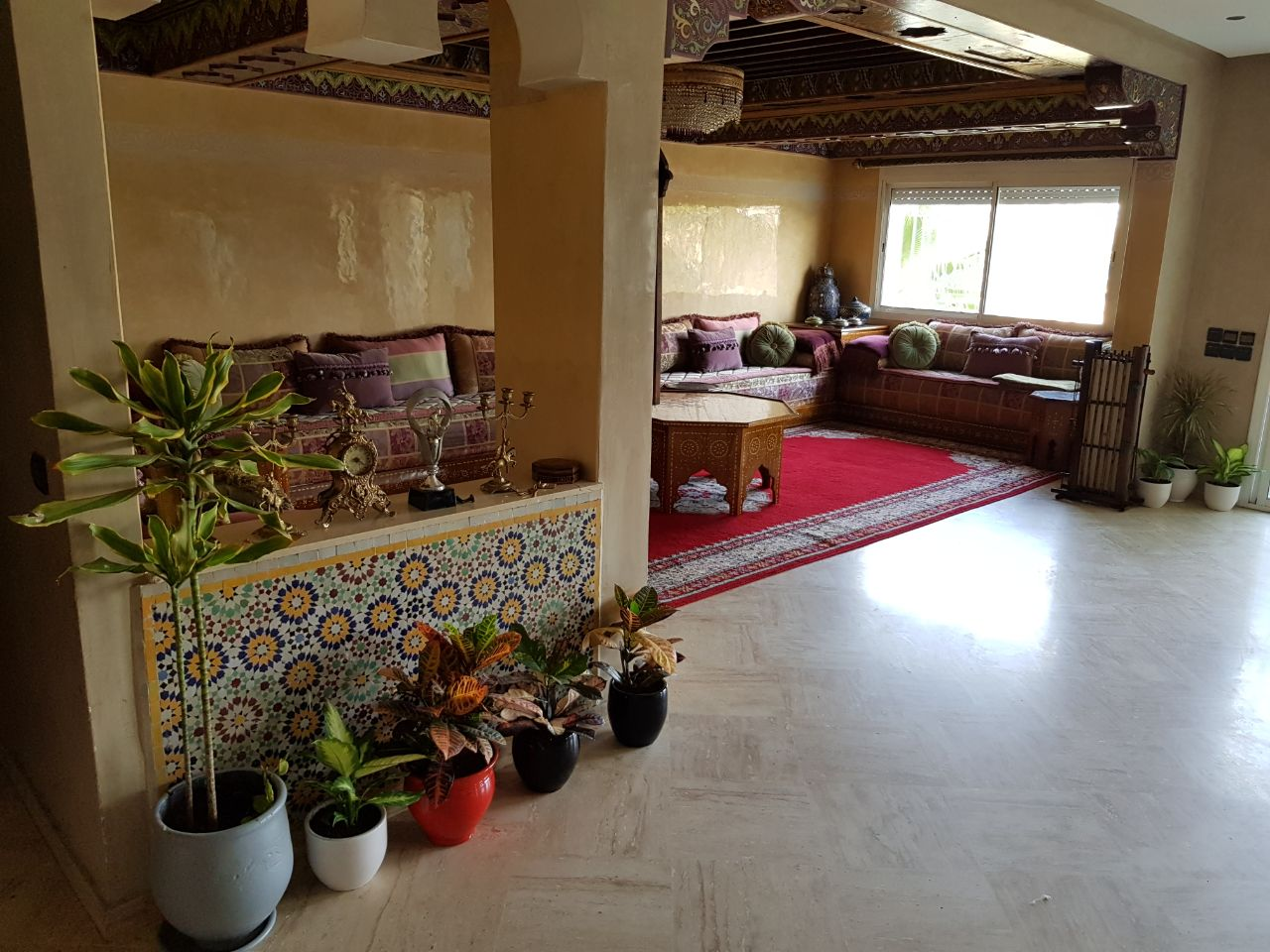 Location appartement casablanca californie century 21 ollier for Appartement en location